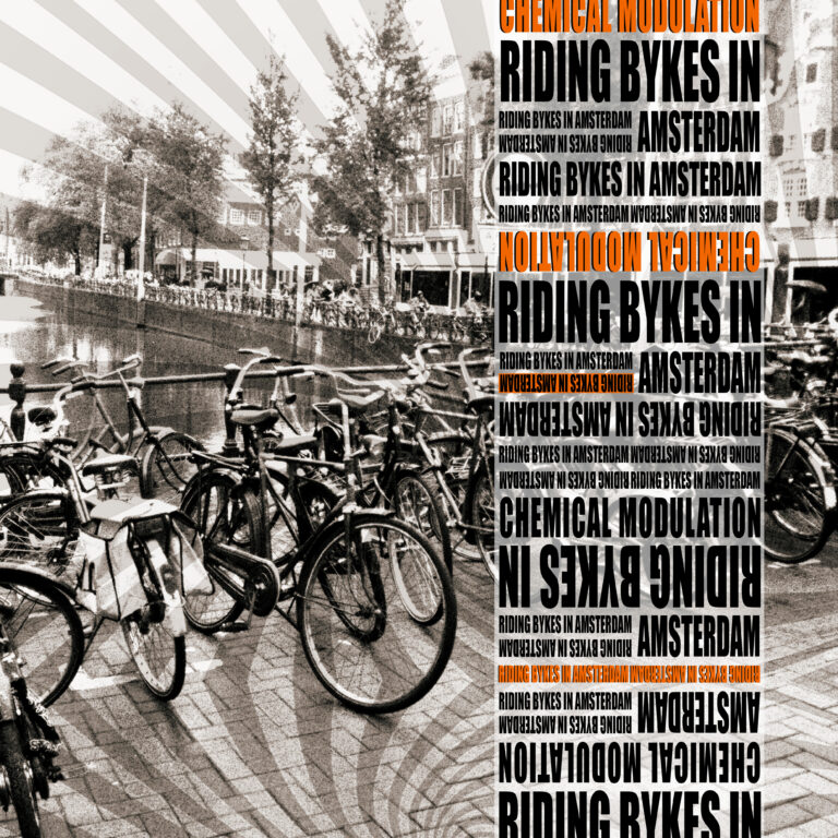Riding Byke in Amsterdam (The Remix Collaboration) is out