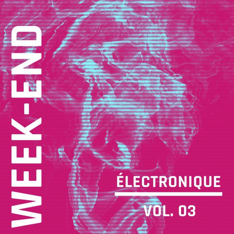 Week-End Electronique, Vol. 3